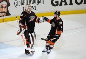 Anaheim Ducks - Kleczek