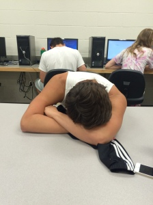 Students falling asleep in class is a growing problem.